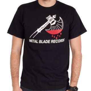 METAL BLADE RECORDS Axe Logo, Tシャツ