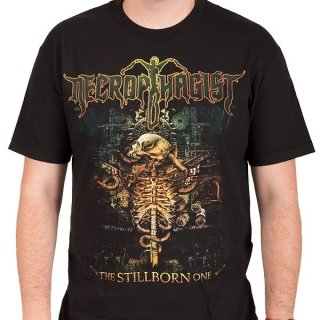 NECROPHAGIST The Stillborn One, Tシャツ