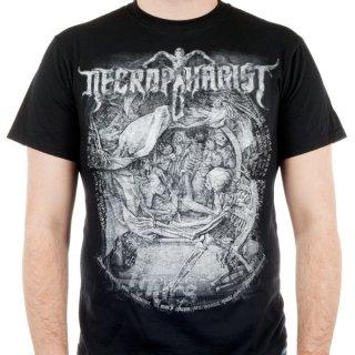 NECROPHAGIST Mors, Tシャツ