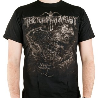 NECROPHAGIST Fermented Offal Discharge, Tシャツ