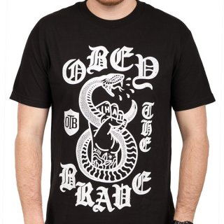 OBEY THE BRAVE Spitting Venom, Tシャツ