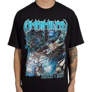 OMNIHILITY Dominion of Misery, Tシャツ