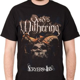 OVID'S WITHERING Scryers of the Ibis LP Cover, Tシャツ