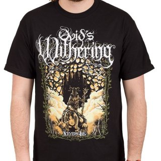 OVID'S WITHERING Scryers of the Ibis CD Cover, Tシャツ