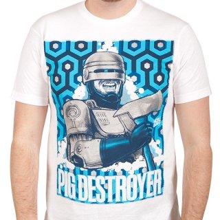 PIG DESTROYER RoboJack, Tシャツ