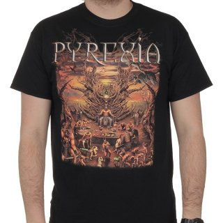 PYREXIA Feast Of Iniquity, Tシャツ