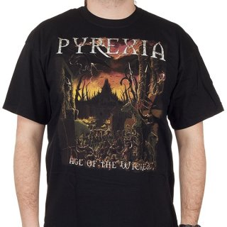 PYREXIA Age Of The Wicked, Tシャツ
