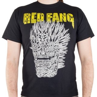 RED FANG Wolf Face, Tシャツ