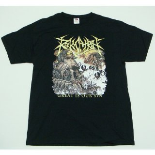 REVOCATION Great Is Our Sin, Tシャツ
