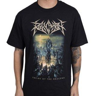 REVOCATION Empire of the Obscene, Tシャツ