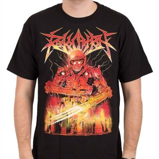 REVOCATION Robot, Tシャツ