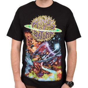 RINGS OF SATURN Saturn Ship, Tシャツ