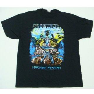 SEPULTURA Machine Messiah, Tシャツ