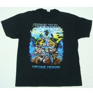 SEPULTURA Machine Messiah, Tシャツ