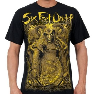 SIX FEET UNDER Witch, Tシャツ
