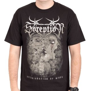 SOREPTION Deterioration of Minds, Tシャツ