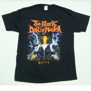 THE BLACK DAHLIA MURDER Majesty, Tシャツ
