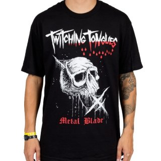 TWITCHING TONGUES All Love Must Die, Tシャツ