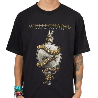 WHITECHAPEL Mark of the Blade, Tシャツ
