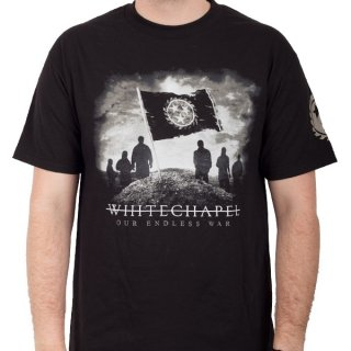 WHITECHAPEL Our Endless War, Tシャツ