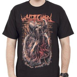 WHITECHAPEL Evil Preacher, Tシャツ