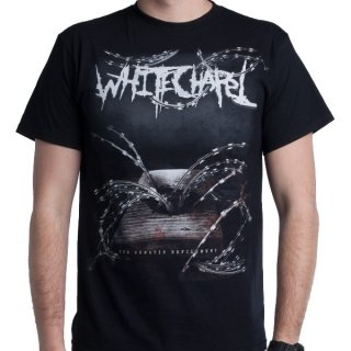 WHITECHAPEL The Somatic Defilement, Tシャツ