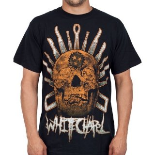 WHITECHAPEL Surgical Skull, Tシャツ