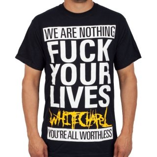 WHITECHAPEL Section 8, Tシャツ