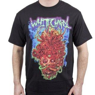 WHITECHAPEL Goreface, Tシャツ