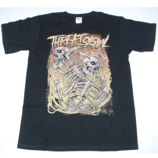 THREAT SIGNAL Skulls, Tシャツ