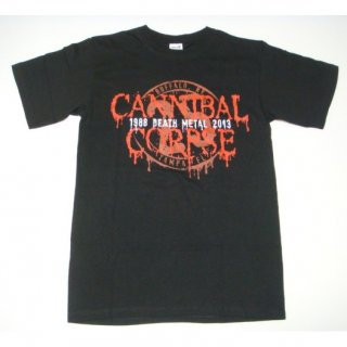 CANNIBAL CORPSE Death Metal 2013 TD, Tシャツ