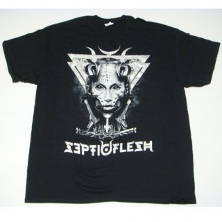 SEPTICFLESH Face, Tシャツ
