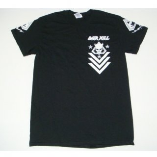 OVERKILL Black and White, Tシャツ