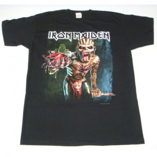 IRON MAIDEN Book Of Euro Tour 2016, Tシャツ