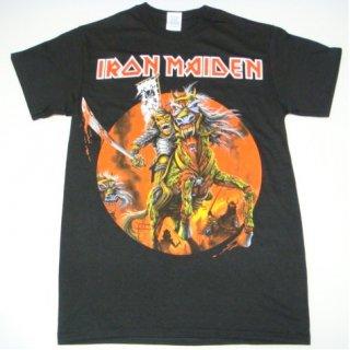 IRON MAIDEN Samurai, Tシャツ