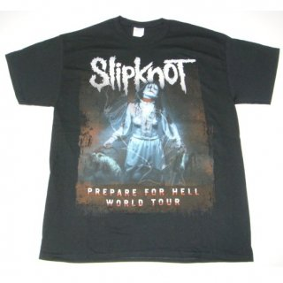 SLIPKNOT Admat Prepare For Hell, Tシャツ