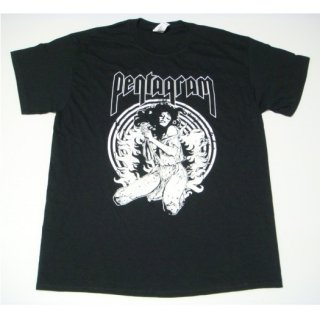 PENTAGRAM Virgin Witch, Tシャツ