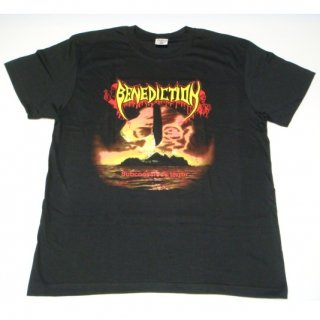 BENEDICTION Subconscious Terror, Tシャツ