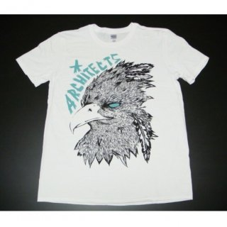 ARCHITECTS Eagle Feathers WHT, Tシャツ