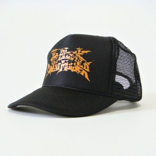 THE BLACK DAHLIA MURDER Logo, キャップ