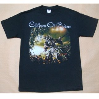 CHILDREN OF BODOM Relentless, Tシャツ XL 着丈短い