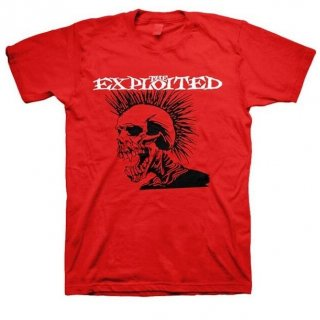 THE EXPLOITED Skull Logo, Tシャツ