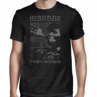 MARDUK Frontschwein North America, Tシャツ