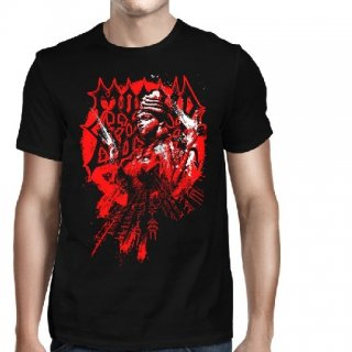 MORBID ANGEL Red Inanna, Tシャツ