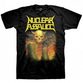 NUCLEAR ASSAULT Survive, Tシャツ