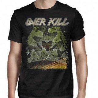 OVERKILL Mean Green Killing Machine, Tシャツ