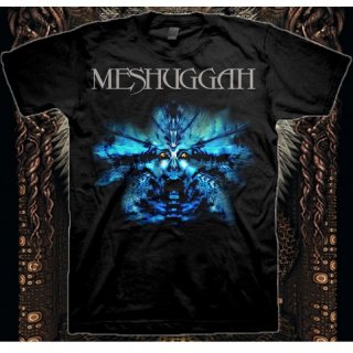 MESHUGGAH Blue Nothing, Tシャツ