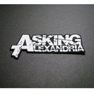 ASKING ALEXANDRIA Logo, パッチ