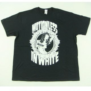 MOTIONLESS IN WHITE Girl, Tシャツ