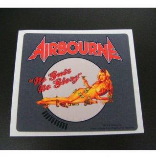 AIRBOURNE No Guts No Glory, ステッカー